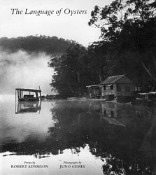 The Language of Oysters cover